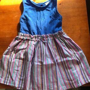 Cat & Jack sun dress - size 4T